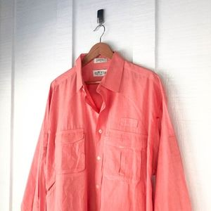 Orvis Shirts - ORVIS Fishing Safari Bush Causal Button Down Shirt